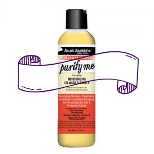 کوواش پاک کننده Aunt jackie،محصولات موی فر، فرفری کلاب