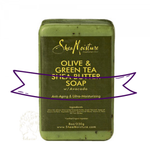 صابون ارگانیک زیتون و چای سبز Shea Moisture