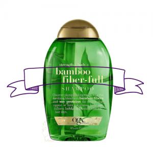 شامپو حجم دهنده بامبو Ogx، شامپوی مخصوص موی فر