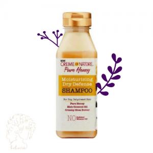 شامپو عسل Creme of Nature،محصولات مخصوص موی فر، فرفری کلاب