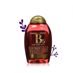 شامپو ویتامین ب ۵ Ogx، محصولات موی فر، فرفری کلاب