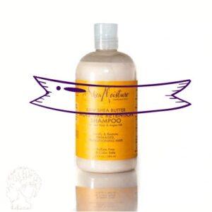 شامپو ترمیمی شی باتر shea moisture ، محصولات موی فر، فرفری کلاب