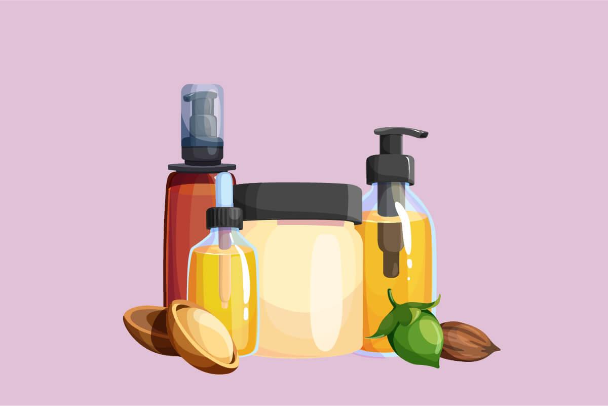 محصولات مراقبتی درمان موخوره