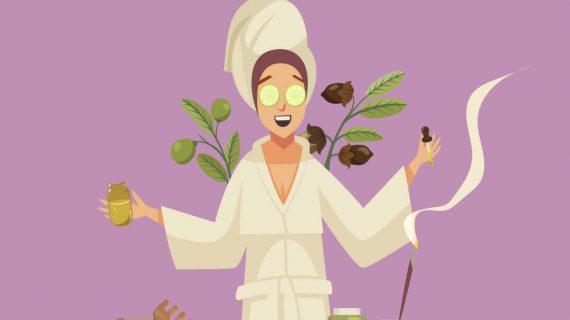 روغن جوجوبا برای پوست و مو