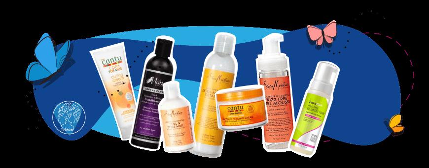 مراقبت از موی فر، محصولات موی فر، نگهداری از موی فر، نرم کننده موی فر، شامپوی موی فر ، فرفری کلاب